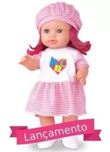 Boneca Abc Baby Fala 50 Frases Brinque Feliz