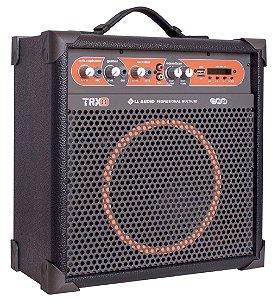 Caixa Acústica Multiuso Profissional LL AUDIO - TRX 8