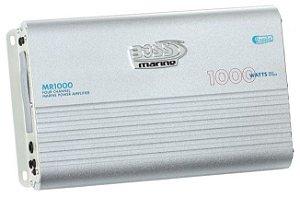 Peças e acessórios Focker - Amplificador de Potência Marinizado Boss Marine 1000 Watts - MR1000