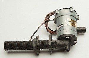 Peças e Acessórios Lancha Focker - Bomba de Aeração de 1000GPH 2300LPH com Saída Ângulo 90º