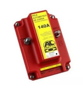Peças e acessórios Lanchas Focker - Relé Automático de Carga 140A
