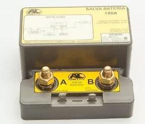 Peças e acessórios Lanchas Focker - Salva Bateria 120A