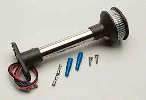 Peças e acessórios Lanchas Focker - Luz Circular de ancoragem à 20 LEDs Alta intensidade 19cm (Preto, branco) 1 un.