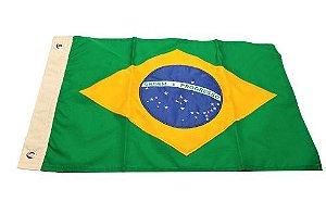 Peças e Acessórios Lancha Focker - Bandeira do Brasil 33 x 47cm