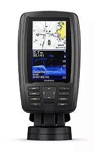 Peças e acessórios Lanchas Focker - GPS e Sonar / ChartPlotter Garmin echoMAP 42dv CHIRP c/ Carta Náutica (c/ Transducer GT20-TM)