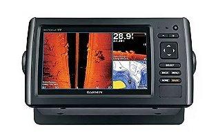 Peças e acessórios Lanchas Focker - GPS e Sonar / ChartPlotter Garmin echoMAP 73sv CHIRP c/ Carta Náutica (c/ Transducer)
