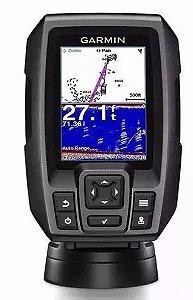 Peças e acessórios Lanchas Focker - GPS e Sonar Fishfinder Garmin STRIKER 4dv CHIRP (c/ Transducer GT20-TM)