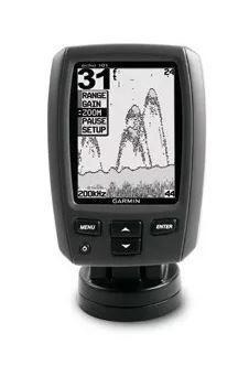 Peças e acessórios Lanchas Focker - Sonar Garmin Echo 101