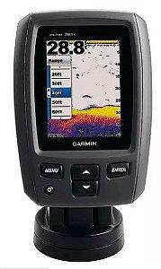 Peças e acessórios Lanchas Focker - Sonar Garmin Echo 301c