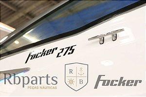 Peças e acessórios Focker - Adesivo Resinado Focker 275