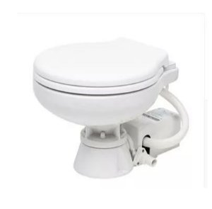 Peças e Acessórios Lancha Focker - Vaso sanitário elétrico 12V