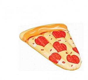 Peças e Acessórios Lancha Focker - Boia inflável Pizza Divertida para piscina