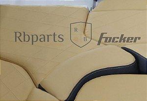 Peças e Acessórios Lancha Focker - Assento Sob Escada (Peixinho) Focker 215