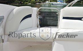 Peças e Acessórios Lancha Focker - Assento Sob Escada Peixinho Focker 255