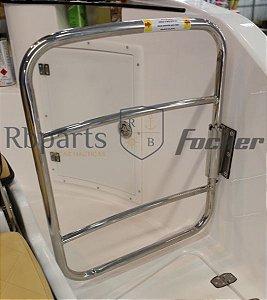 Peças e Acessórios Lancha Focker - Porta de Popa Focker 275