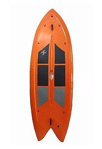 Peças e acessórios Focker - Prancha Stand Up Paddle Rotomoldada Xfloat Vision Completa