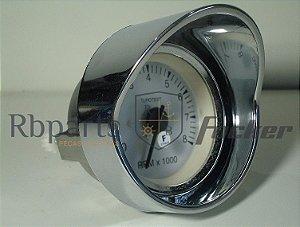 Peças e Acessórios Focker - Aro Relógio Cromado Pequeno