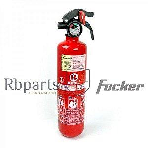 Peças e Acessórios Lancha Focker - Extintor de Incêndio 1 Kg