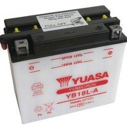 Peças e Acessórios Lancha Focker - Bateria Yuasa 18L-A