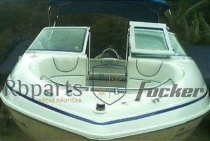 Peças e acessórios Focker-Portinhola Focker 222