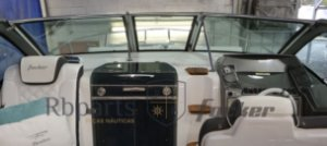 Peças e acessórios Focker - Para-brisa Vidro Frontal Copiloto Focker 280