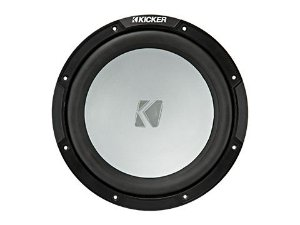 Subwoofer Kicker 10  2 Ohms