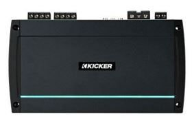 Peças e Acessórios Lancha Focker - Modulo Kicker 44KXMA 800.5 Canais Class D