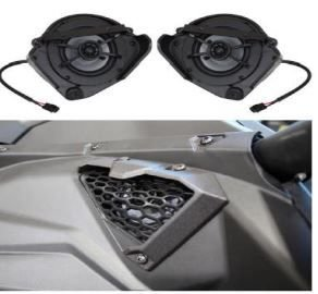 "Peças e Acessórios Lancha Focker - Can-Am, X3, Under Dash Speaker Pods, With Kicker 4"""