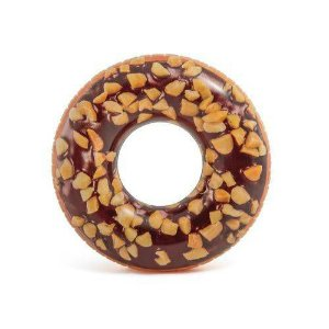 Boia Inflável Donut Chocolate - Intex