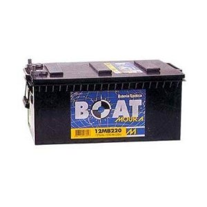 BATERIA MOURA BOAT 220 AMPERES – 12MB220 – Para Barcos ( Náutica )