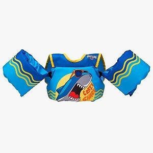 Colete Kids Homologado - Crazy Shark