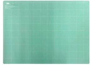 Base Placa de Corte 60x45 para Patchwork Scrapbook Azul