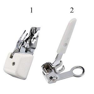 Calcador de ponto overlock + Calcador de quilt