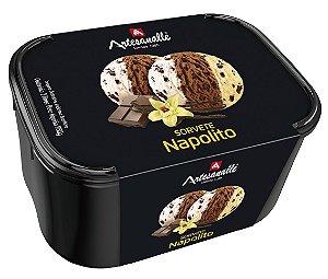 Sorvete Napolito