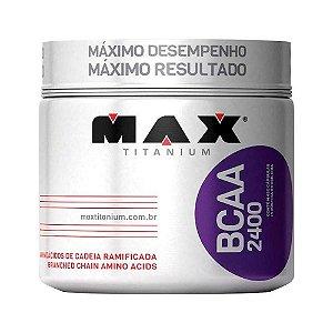 BCAA 2400 450 CAPSULAS - MAX TITANIUM