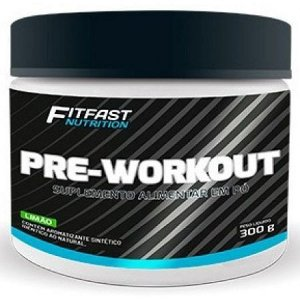 PRÉ-WORKOUT FIT FAST - 300g