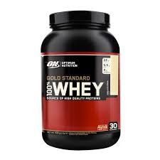 WHEY GOLD STANDARD OPTIMUM - 907g