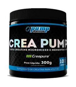 CREA PUMP PUMP SUPLEMENTOS - 300g