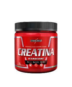 CREATINA HARDCORE INTEGRALMEDICA - 300g