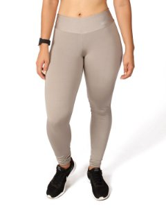 Legging Move Metal Cinza