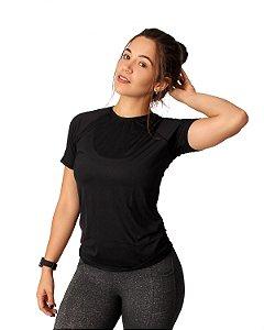 T-shirt Move Preta