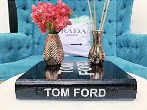 Livro Decorativo TomFord