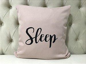 Almofada Sleep Rosa Blush