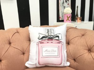 Almofada Miss Parfum