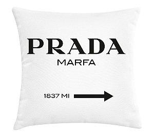 Almofada Inspire Prada Marfa