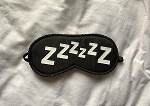 Máscara de Dormir Zzzzzz