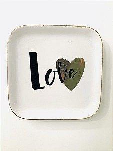Porta anel Love