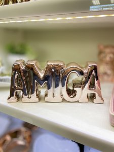 AMIGA Rosegold