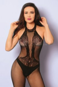 BODYSTOCKING STRAPPY DECOTE ALTO PRETO
