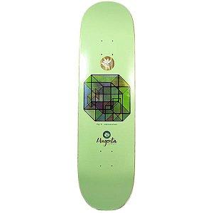 Shape Magenta Skateboards Fig. 4 Subconscious 8.5